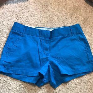 JCrew Chino City Fit Shorts